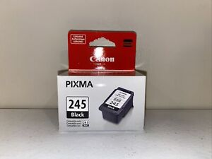 Canon PG-245 (8279B001) Black Ink Cartridge Compatible With 243 Black