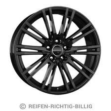 4 x Alufelge Wheelworld WH18 8,5x19 ET45 Schwarz glänzend lackiert