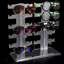 Fashion Sunglasses Eye Glasses Frame Rack Eyewear Counter Holder Display Stand