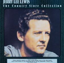 JERRY LEE LEWIS : THE COUNTRY STORE COLLECTION / CD - TOP-ZUSTAND