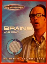 THUNDERBIRDS - Costume Card TC3 - BRAINS' LAB COAT