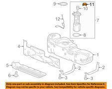 GM OEM Fuel System-Pressure Sensor Cover 20893611