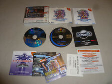 JAPAN IMPORT GAME PHANTASY STAR ONLINE DREAMCAST COMPLETE W CASE & MANUAL SONIC
