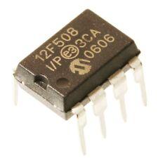 PIC12F508-I/P 8-Bit-Mikrocontroller 4MHz 512x12 Bit FLASH 6 I/O DIP8 Microchip