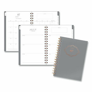 Mead Products Workstyle Cambridge Edition No. Planner, Monthly/Weekly 2020-2021