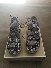 Michael by Michael Kors Women's Sandals size 7.5 espadrilles