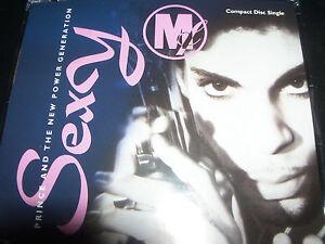 Prince Sexy MF Mother Fucker Rare German CD Single