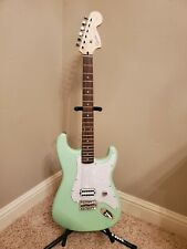 2020 Surf Green Squier Strat Invader Tom Delonge Style MODIFIED-TO-ORDER