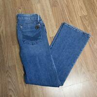 Joes Organic Collection Womens Jeans Sz 27 Light Blue Denim Wash Provocateur G10