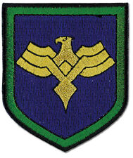 The Princess and the Pilot Toaru Hikoushi New Knight Badge Iron-On patch