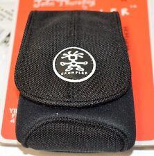 Crumpler Pouch - for small camera, mini disc, mp3 #JT 50-003
