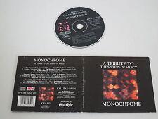 VARIOUS/MONOCHROME - A TRIB TO THE SISTERS OF MERCY(KHAZAD-DUM KHA 003) CD ALBUM