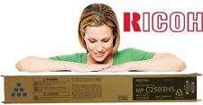 Genuine Ricoh 841935 MP C2503hs Print Cartridge Cyan 202g