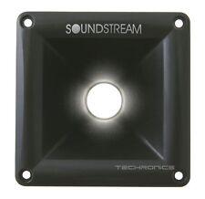 "SOUNDSTREAM SPH.100 +2YR WRNTY 1"" PRO AUDIO SERIES HORN CAR AUDIO STEREO TWEETER"