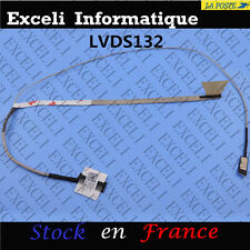 "15"" LCD Video Display Screen Cable for HP ProBook 650 655 G1 6017B0440201 FR"