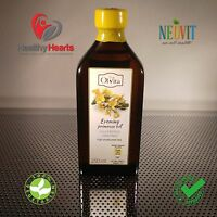 RAW Evening primrose oil, unrafined, cold pressed - 250ML Glass Bottle