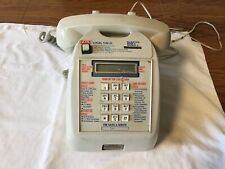 Vintage Desk Top Pay Phone Telco Model 767  Coin Operated Telephone