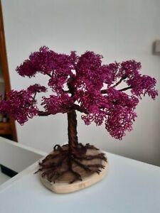 Copper Wire Tree