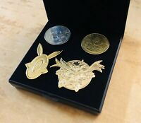 Owlboy PS4 Collector's Edition Limited Coin And Pin Set (No Game!)