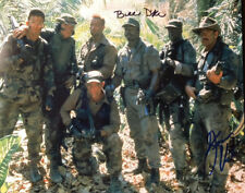 Bill Duke signed autographed 8x10 photo Predator Jesse Ventura