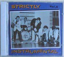 STRICTLY INSTRUMENTAL - CD - Vol. 5 - BRAND NEW