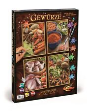 Schipper 609340719 - Painting by Numbers - Spices (Quattro) - New