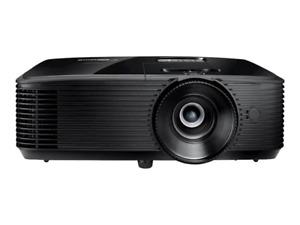 Optoma H185X DLP 3D WXGA Home Cinema Projector, 3700 ANSI lumens - E9PX7D701EZ4