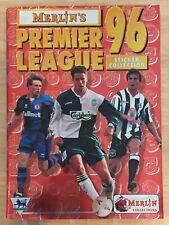 Merlin Topps Premier League 96 1996 Complete Excellent Condition
