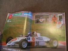 Autosport 15 August 1985 Manfred Winkelhock Mosport 1000 Hameenlinna Rallysprint