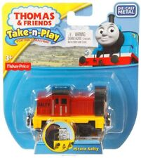 Fisher-Price Thomas The Train Take-N-Play Pirate Salty Train Die-Cast