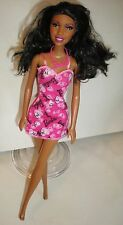 Nude Nikki African American Basic Barbie Doll