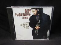 Roy Hargrove Quintet - With the Tenors of Our Time - Near Mint - New Case!!!!!