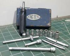 More details for vintage king dick pocket socket set.