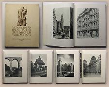 Festschrift Von Sachsens Bauschaffen und technischer Wirtschaft 1926 Architektur