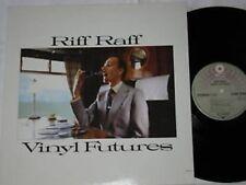 RIFF RAFF vinyl futures LP Atco Rec. 1981 HARD ROCK METAL