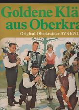 GOLDENE KLÄNGE AUS OBERKRAIN: ORIGINAL OBERKRAINER (SLAVKO) AVSENIK: 2LP SET