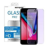iPhone 8 PLUS  - Film protection écran verre trempé avec Filtre Lumière Bleue