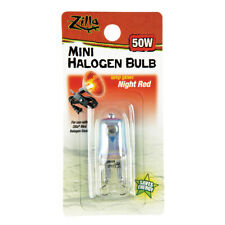 RA Mini Halogen Bulb - Night Red - 50 W