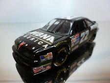 QUARTZO PONTIAC GRAND PRIX - NASCAR - MBNA AMERICA #22 - 1:43 - EXCELLENT - 7