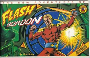 "Australian: Flash Gordon #1 ""The New Adventures Of Flash Gordon"" BB 1987"
