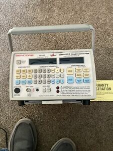 USED SENCORE LC103 CAPACITOR & INDUCTIVE ANALYZER 3C