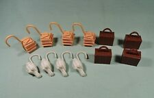 Harry Potter Whomping Willow Parts - Luggage LOT of 12
