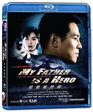 "Jet Li ""My Father Is A Hero"" Anita Mui Corey Yuen 1995 HK Classic Blu-Ray"