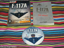 F-117A STEALTH FIGHTER Microsoft Flight Simulator FS2004 Add On MSFS