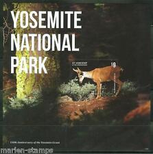 ST. VINCENT  GRENADINES  2014  YOSEMITE NATIONAL PARK SOUVENIR SHEET II  MINT NH