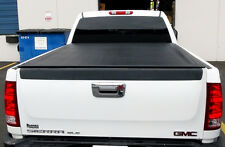 Roll Up Tonno Cover Tonneau Low Profile Fits 2005-2017 Nissan Frontier 5' Bed