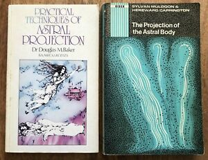 Vintage Practical Techniques Astral Projection of the Astral Body Sylvan Muldoon
