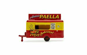 Arnold HN7004 Verkaufsanhänger Anhänger Verkaufswagen Paella neu OVP