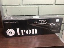 Beauty & Pin-Ups Curl & Flat Iron - SEALED IN BOX & AUTHENTIC! Free 2-Day Ship!