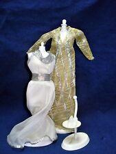Vtg Barbie SUPERSTAR 70s Doll Clothes Lot 2pc HOSTESS GOWN Set 1978 2252